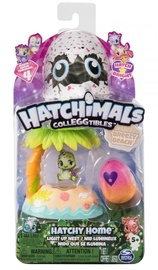 Spin Master Hatchimals CollEGGtibles Breezy Beach Hatchy Home S4