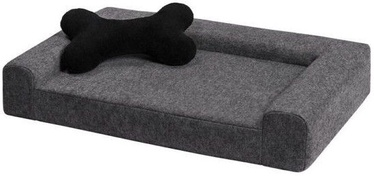 Myanimaly Simply Pet Bed M Grey