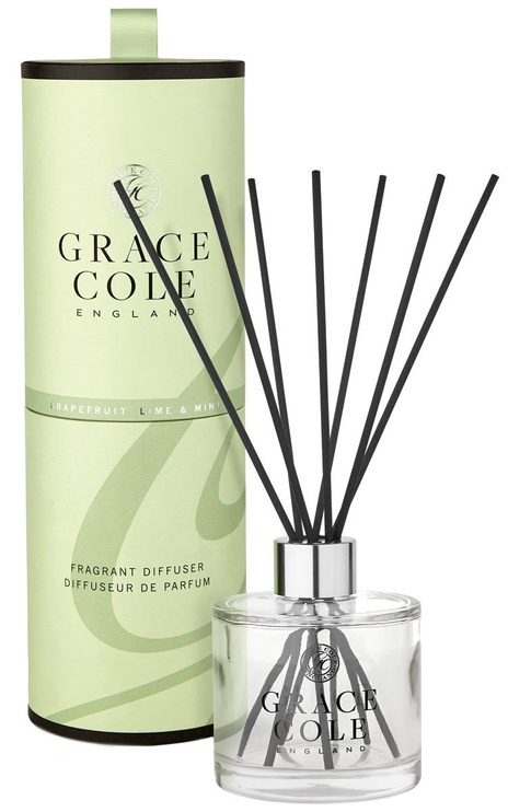Grace Cole Reed Fragrant Diffuser 200ml Grapefruit, Lime & Mint