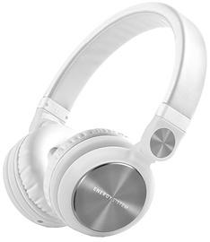 Ausinės Energy Sistem Headphones DJ2 White
