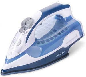 Утюг Rovus Ultra Smart, синий/белый