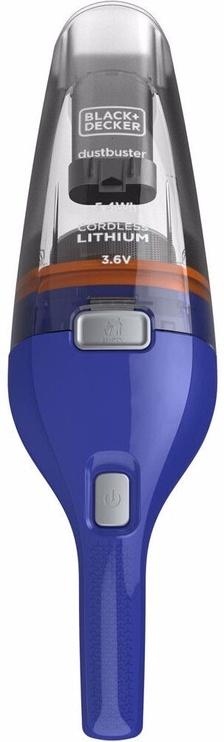 Пылесосы - швабры Black & Decker NVC115WA-QW, 1500 мАч