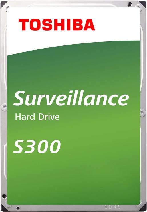 Toshiba S300 Surveillance Hard Drive 6TB 7200RPM 256MB HDWT360UZSVA