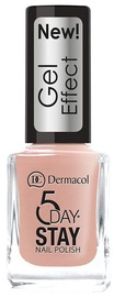 Dermacol 5 Day Stay Longlasting Nail Polish 12ml 27