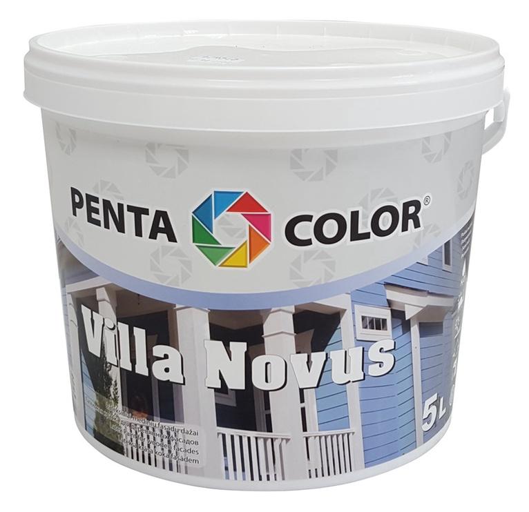 Fasado dažai Pentacolor Villa Novus, vyšnios spalva, 5 l