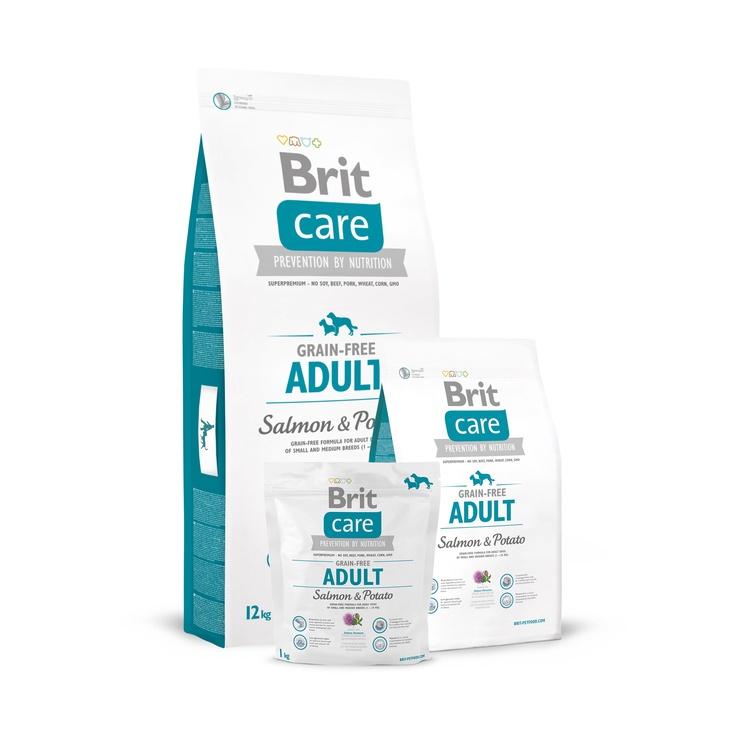 Сухой корм для собак Brit Care, 3 кг