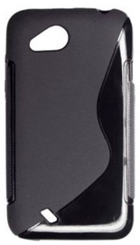 Forcell Back Case S-Line for HTC Desire VC T328D Black