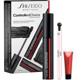 Комплект Shiseido ControlledChaos MascaraInk Black Pulse, 17 мл