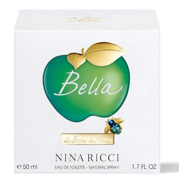 Tualettvesi Nina Ricci Bella 50ml EDT