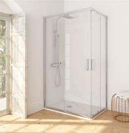Kabīne dušas manhattan 90x90 kvadrāts (sanycces)