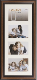 Victoria Collection Photo Frame Ema Gallery 20x50 4x 10x15 Brown