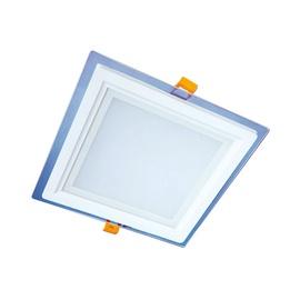Montuojamas šviestuvas DLED-71, 6W, 3000K, kvadratinis