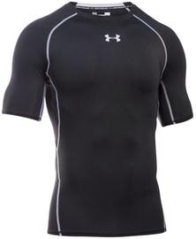 Under Armour Compression Shirt HG Armour SS 1257468-001 Black XL