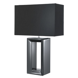 Dekoratyvus stalinis šviestuvas Searchlight Mirror EU1610BK, 1 x 10W E27