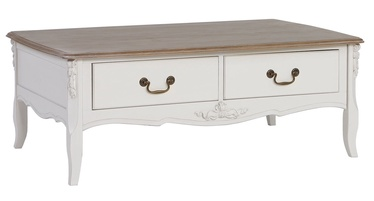 Home4you Coffee Table Elizabeth White 05403