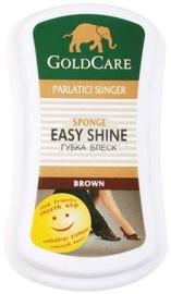 GoldCare Easy Shine Shoe Sponge Brown