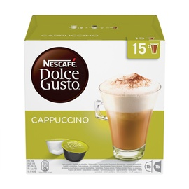 Kavos kapsulės Dolce Gusto Cappuccino, 349 g., 30 vnt.