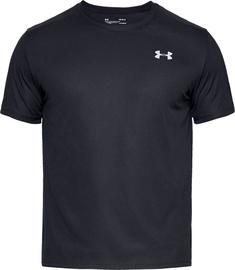 Under Armour Speed Stride Mens Running Shirt 1326564-001 Black L