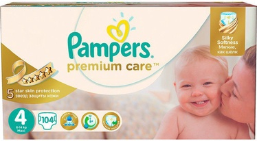 Pampers Premium Care S4 104