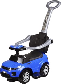 Funikids Sport Car Ride On With Holder And Sound Blue