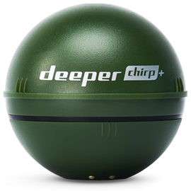 Deeper Smart Sonar Chirp+ Military Green