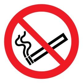 Ohutusmärk Suitsetamise keeld