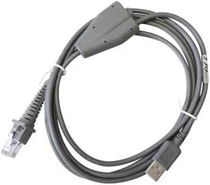Datalogic Barcode Scanner USB Cable CAB-412