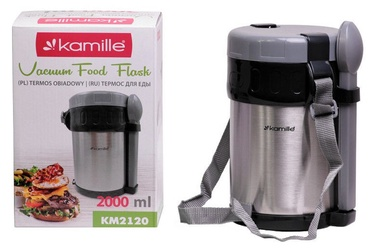 Kamille Vacuum Food Flask KM2120 2l