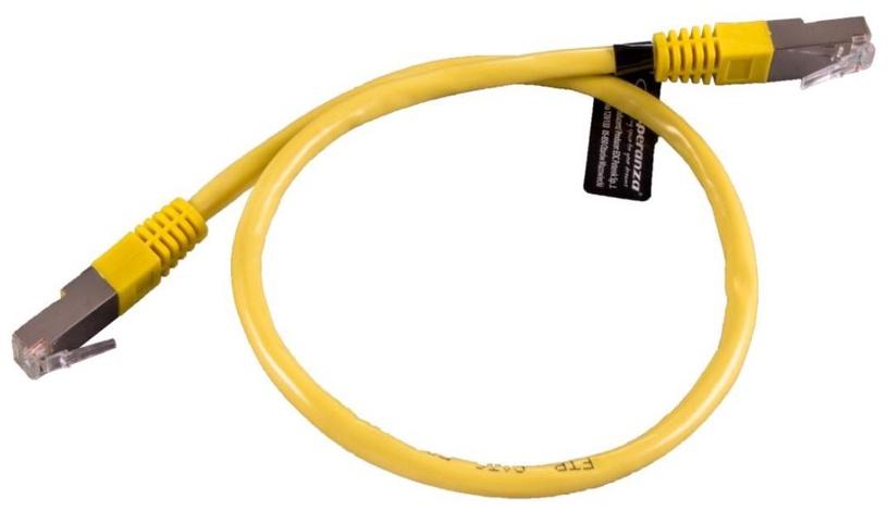 Esperanza Cable FTP 6 Yellow 0.5m