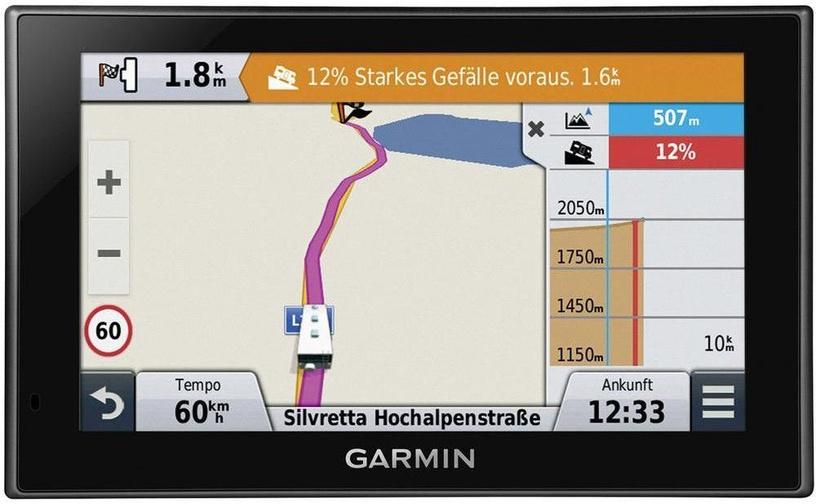 Garmin Camper 660 LMT South-Europe