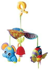 Игрушка для коляски Playgro On-The-Go Stroller Mobile, многоцветный