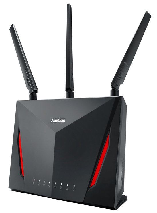 Asus RT-AC86U + RT-AC68U Router Bundle