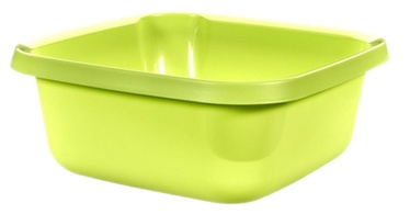 Curver Essentials Square Bowl 12L Green