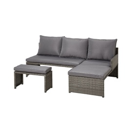 Sodo baldų komplektas BCS-0180