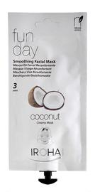 Iroha Nature Smoothing Creamy Facial Mask Fun Day 25g Coconut