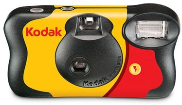 Kodak Disposable Camera Fun Saver Flash 27+12