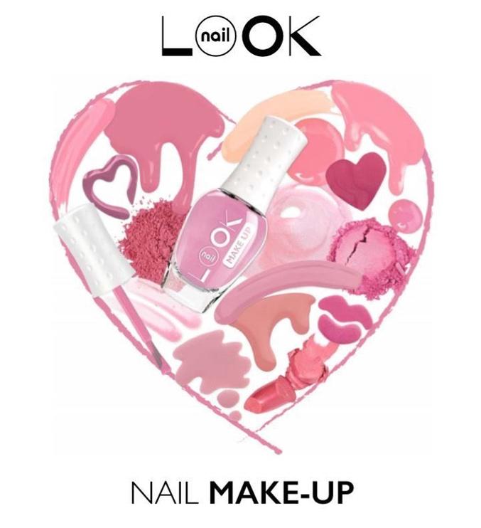 nailLOOK Make Up Polish 8.5ml 31440