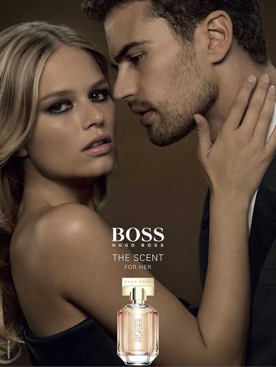 Smaržas Hugo Boss The Scent for Her 30ml EDP