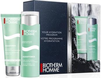 Biotherm Homme Aquapower Oligo-thermal Care 75ml + 75ml Shower Gel