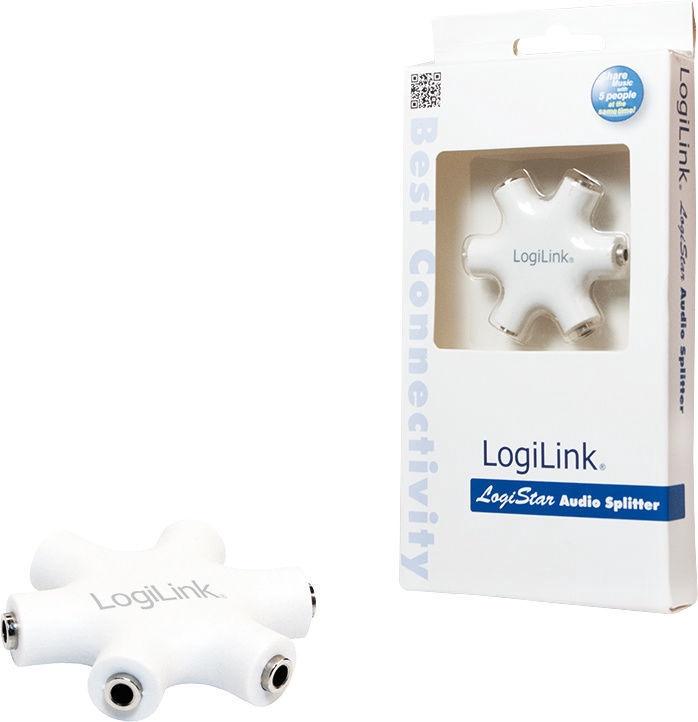 LogiLink LogiStar Audio Splitter