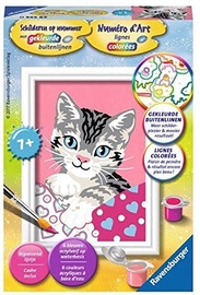 Ravensburger Painting By Numbers Kittens 295340