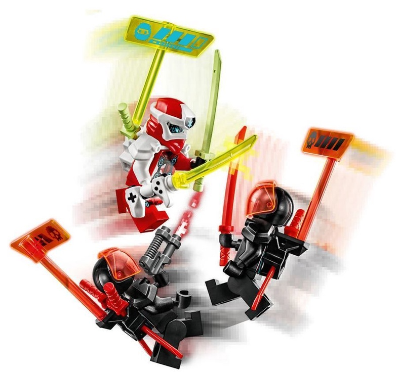 Конструктор LEGO® Ninjago Специальный автомобиль Ниндзя 71710, 419 шт.