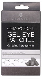 Pretty Smooth Charcoal Gel Eye Patches 4pcs