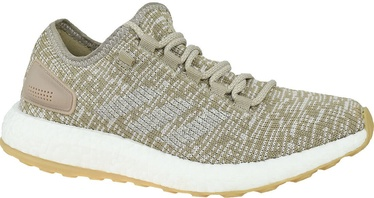 Adidas Womens Pureboost Shoes S81992 Khaki 39 1/3