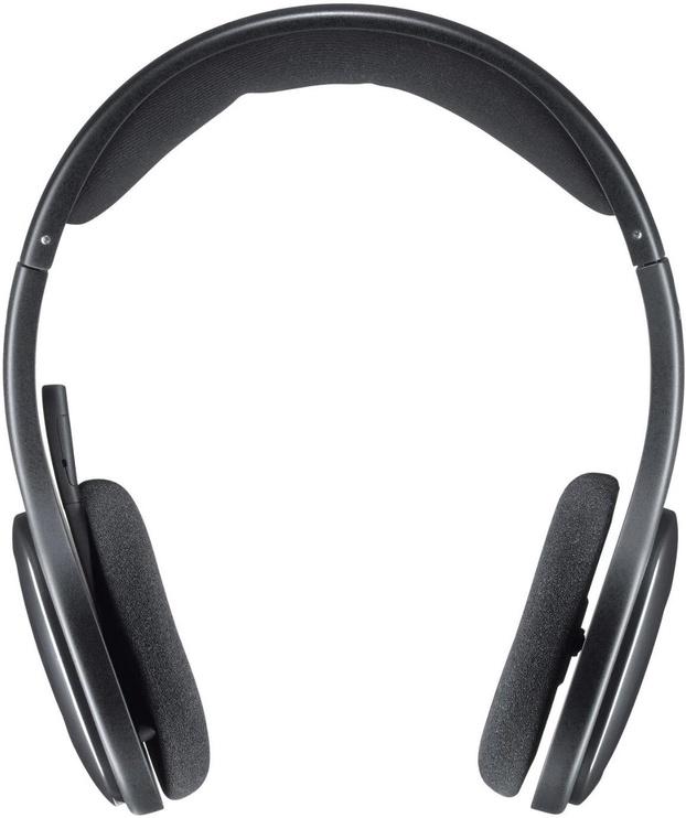 Ausinės Logitech H800 Gray