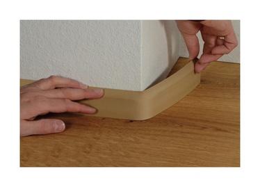 Lanksti dažomoji grindjuostė SK001 713457, 2400 x 44 x 10 mm