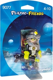 Žaislinė figūrėlė Playmobil Playmo Friends Mega Masters Spy 9077