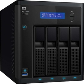 Western Digital My Cloud Pro PR4100 8TB 4-Bay