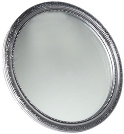 Verners Mirror Lisa 40x40cm Silver