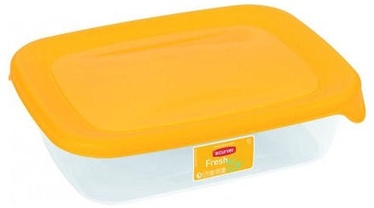 Curver Food Container Rectangle 0,5L Fresh&Go Yellow